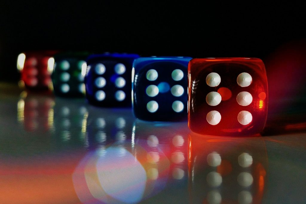 Craps and Dice Roll tips