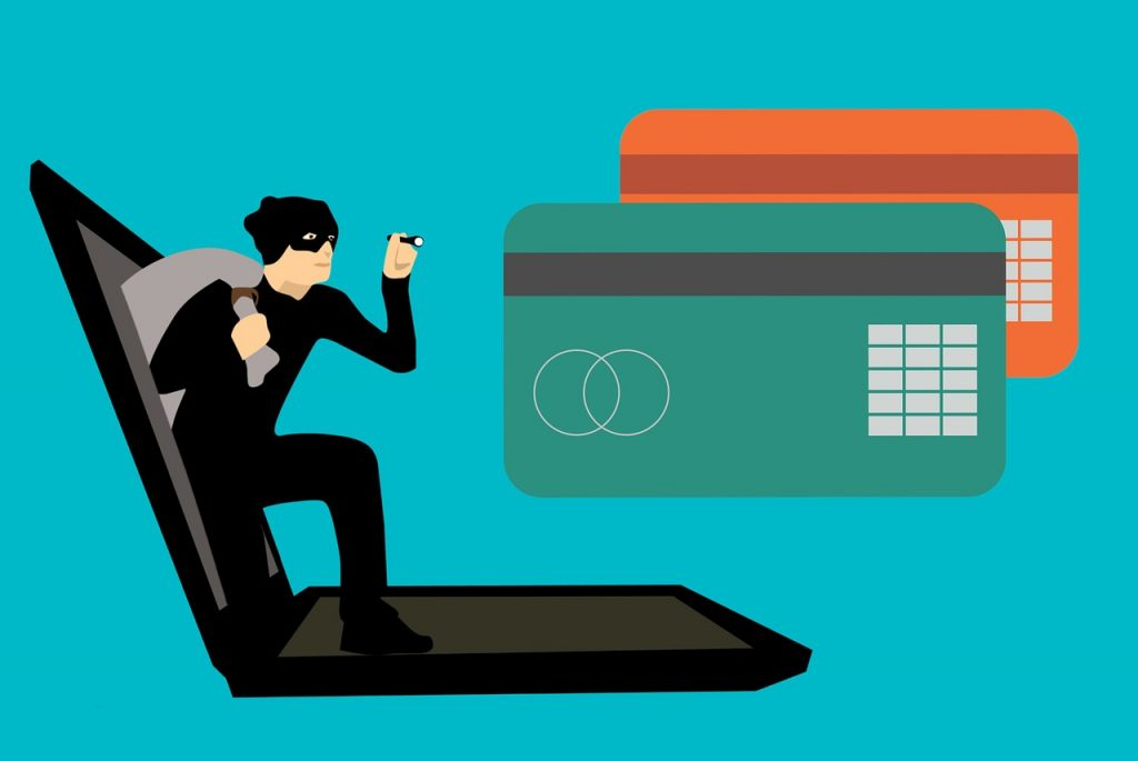 banking cards in casino